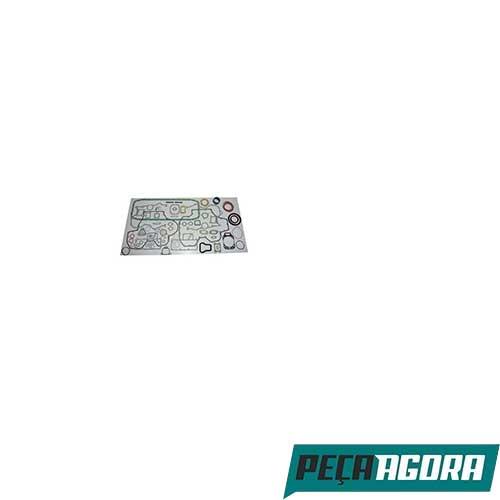 JOGO JUNTAS MOTOR COMPLETO MWM X10 6 CILINDROS (2RH198005B)