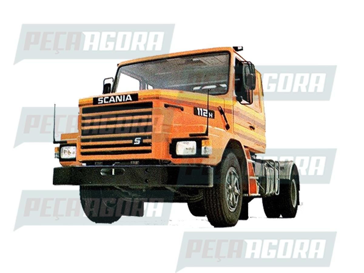 COLETOR ESCAPE EXAUSTAO CENTRAL PARA SCANIA 112 HW F113 K113 R113 T113 (1109279)