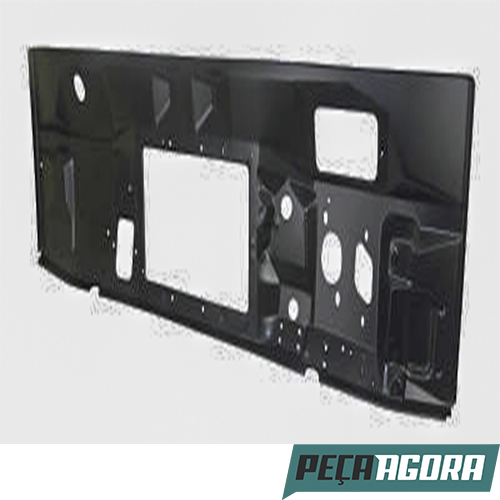 CHAPA FRONTAL DO PAINEL FORD CARGO (XC4568001A70AAC)