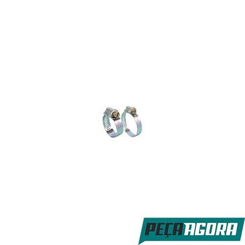 ABRAÇADEIRA ROSCA SEM FIM INCA 64X 76 2.1/2 X 3 PACOTE C/ 25 (295CC)