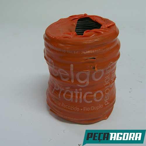 ARAME RECOZIDO BELGO MINI 1/2KG PACOTE C/ 20 (7231CC)
