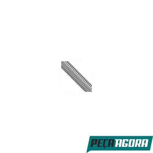 BARRA ROSCADA CISER COM ROSCA INOX 3/8 X 1000 COM 10 (19120CC)