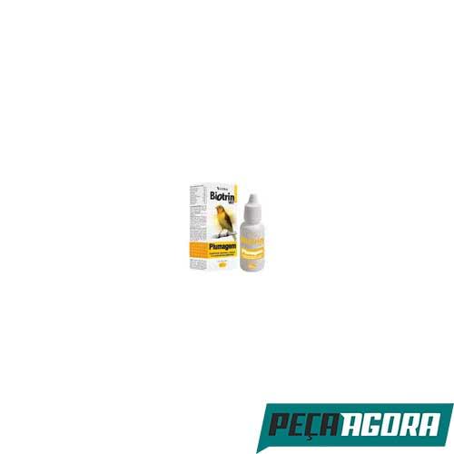 BIOTRIN PLUMAGEM VETBRAS 20ML (21020CC)