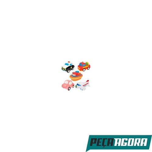 BRINQUEDOS DE TRANSPORTE LIDER PET COM 20 (21628CC)