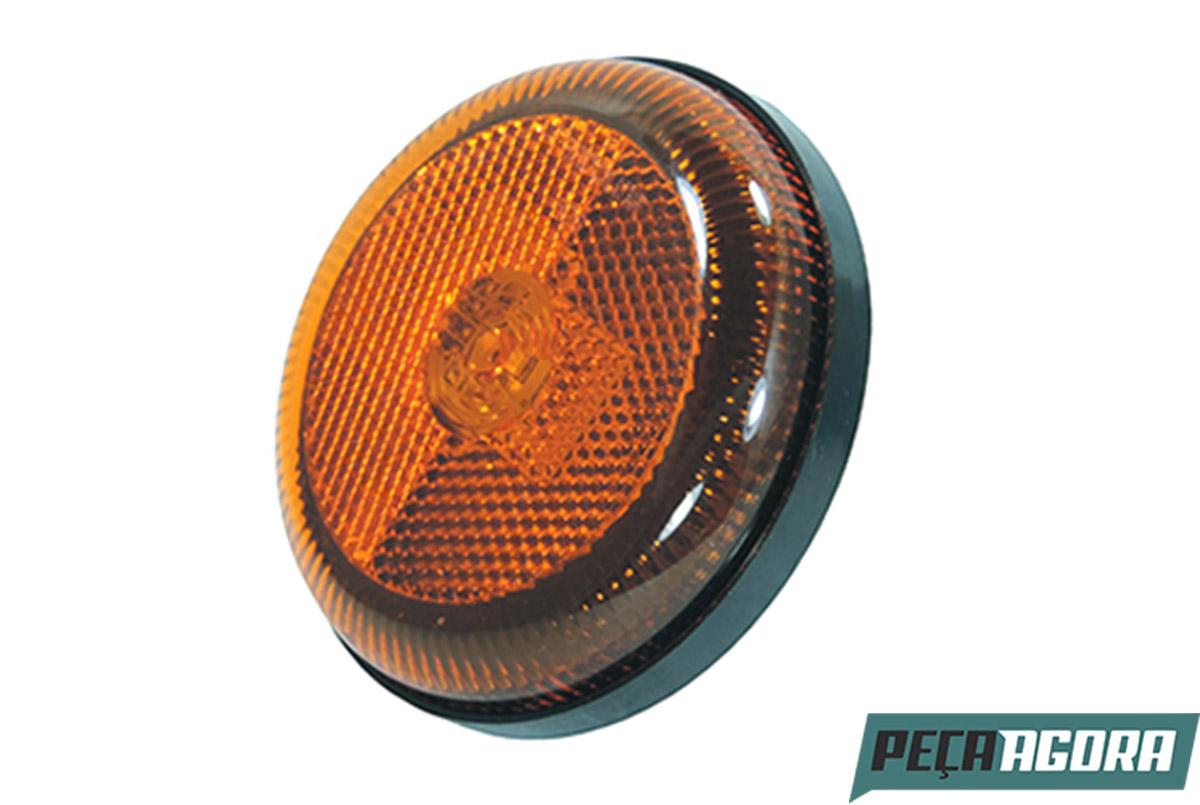 LANTERNA SETA PISCA VW VOLKSWAGEN CONSTELLATION 25.390/ 26.390 LED  (2R294910B)